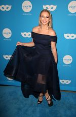 MOLLEE GRAY at Unicef Masquerade Ball in Los Angeles 10/25/2018