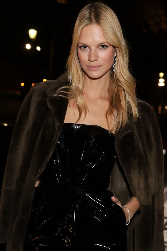 NADINE LEOPOLD Night Out in Paris 09/30/2018