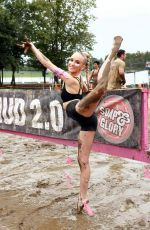 NASTIA LIUKIN at 2018 Soap & Glory
