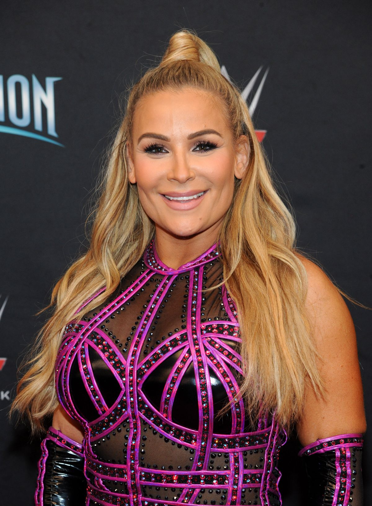 NATALYA NEIDHART at WWEs First Ever All-womens Event