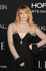 NATASHA LYONNE at Elle Women in Hollywood in Los Angeles 10/15/2018