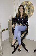 NIKKI SANDERSON Daydreams Luxury Salon and Spa Launch Party in Liverpool 10/18/2018