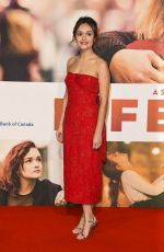 OLIVIA COOKE at Life Itself Premiere at BFI London Film Festival 10/15/2018