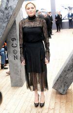 PRINCESS CHARLENE OF MONACO at Akris Show at Paris Fashion Week 09/30/2018