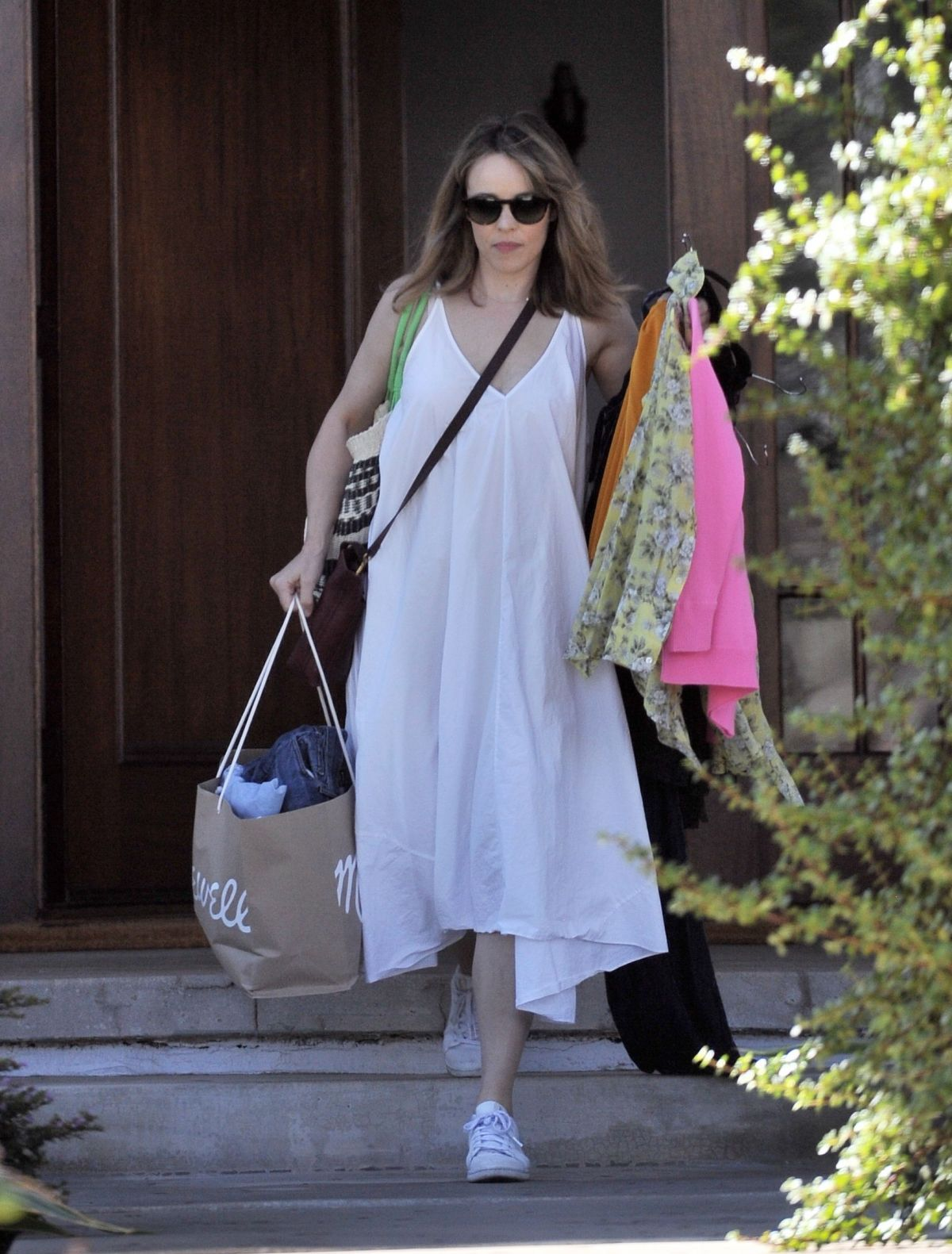Rachel Mcadams Out In Los Angeles 10 01 2018