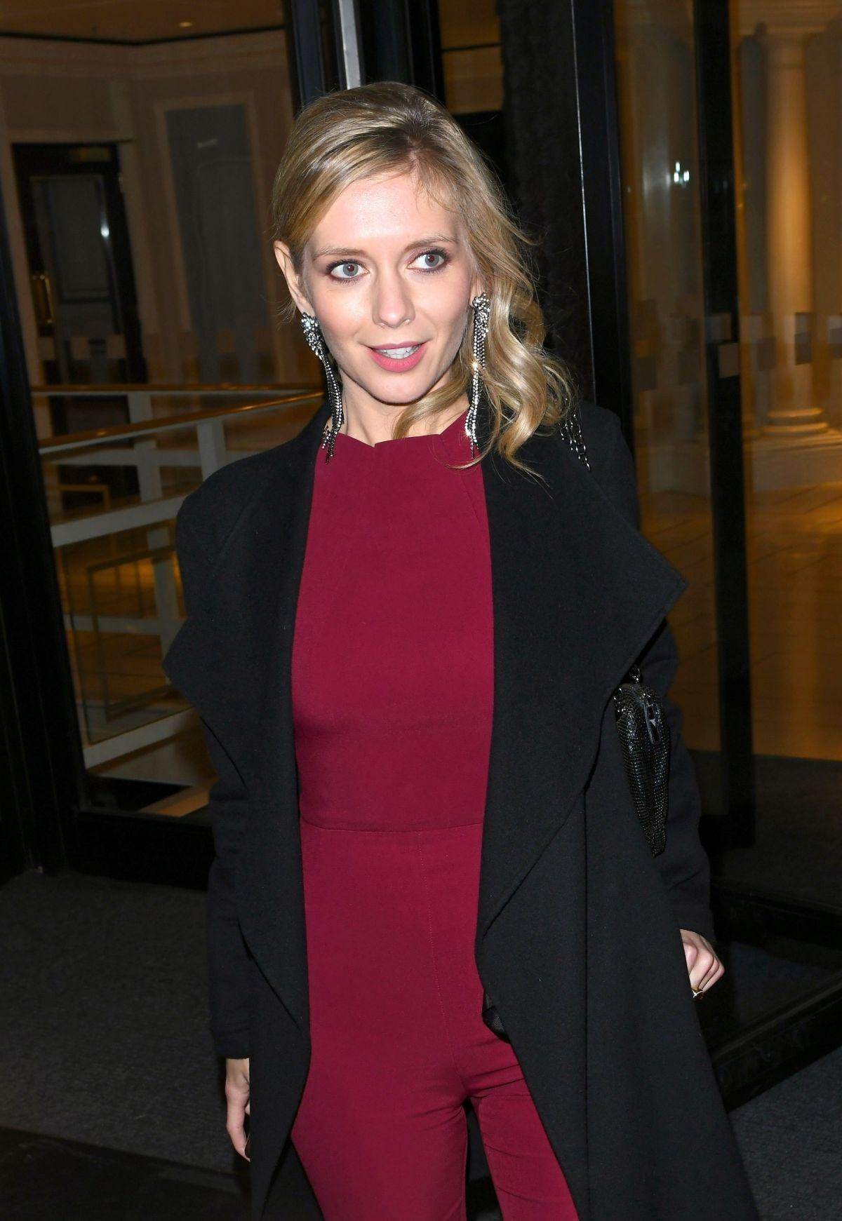 RACHEL RILEY at Legends of Football Award in London 10/08 ...