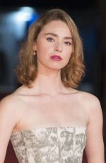 REYA MAVOR at Dead in a Week or Your Money Back Premiere at Rome Film Festival 10/25/2018