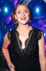 ROSALIE CRAIG at Company Party Press Night in London 10/17/2018