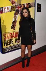 SAIRA CHOUDHRY at Strangeways Premiere in Manchester 10/04/2018