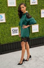 SAMANTHA LOGAN at CW Network
