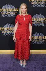 SAMANTHA MATHIS at Bohemian Rhapsody Premiere in New York 10/30/2018