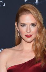 SARAH DREW at A Private War Premiere in Los Angeles 10/24/2018