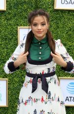 SARAH JEFFERY at CW Network