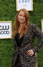 SARAH SCHECHTER at CW Network