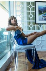 SARAYU BLUE in Regard Magazine, October 2018
