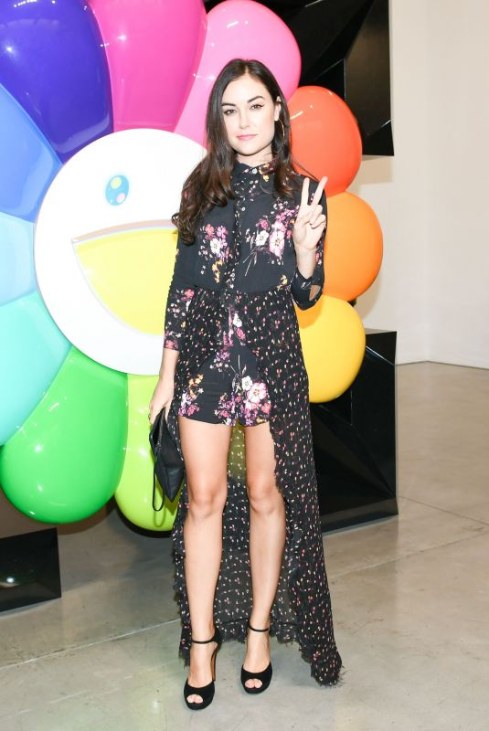 SASHA GREY at Murakami & Abloh America Too After-party in Los Angeles 10/10/2018