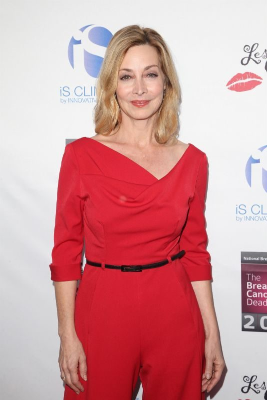 SHARON LAWRENCE at 2018 Les Girls Fundraiser in los Angeles 10/07/2018