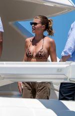 SOFIA RICHIE in Bikini at a Yacht in Sydney 10/30/2018