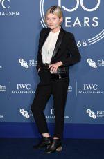 SOPHIE KENNEDY CLARK at IWC Schaffhausen Gala Dinner in London 10/09//2018