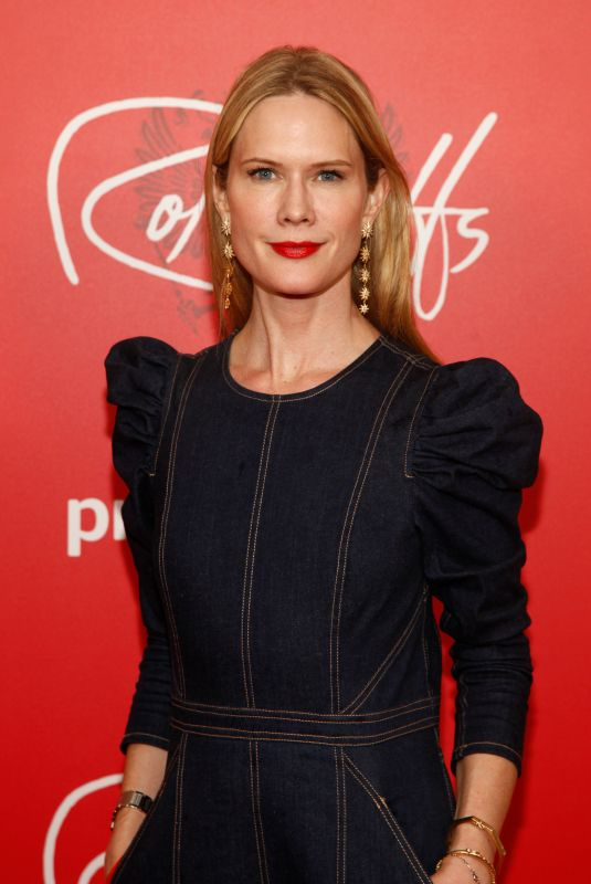 STEPHANIE MARCH at The Romanoffs Premiere in New York 10/11/2018