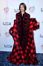 TINA KUNAKEY at Givenchy Show at Paris Fashion Week 09/30/2018