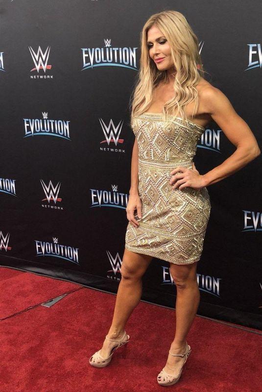 TORI WILSON at WWE