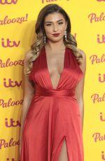 ZARA MCDERMOTT at ITV Palooza in London 10/16/2018