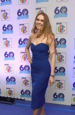 ZOE SALMON at Blue Peter