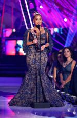 ADRIENNE BAILON at Almas 2018 Live on Fuse in Los Angeles 11/04/2018
