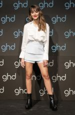 AITANA at Larga Vida A Las Reinas Christmas Campaign Presentation in Madrid 11/07/2018