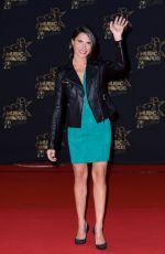 ALESSANDRA SUBLET at NRJ Music Awards 2018 in Cannes 11/10/2018