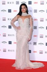 ALEXANDRA CANE at Beauty Awards 2018 in London 11/26/2018