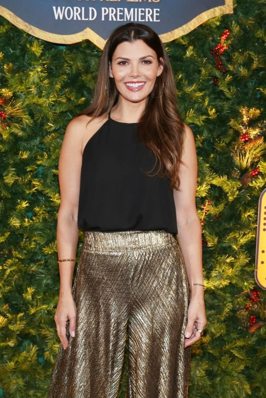 ALI LANDRY at The Nutcracker and the Four Realms Premiere in Los Angeles 10/29/2018