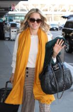 ALI LARTER Arrives at LAX Airport in Los Angeles 11/13/2018