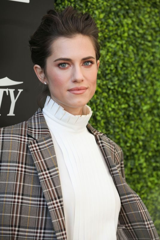 ALLISON WILLIAMS at 1st Annual Criminal Justice Reform Summit in West Hollywood 11/14/2018