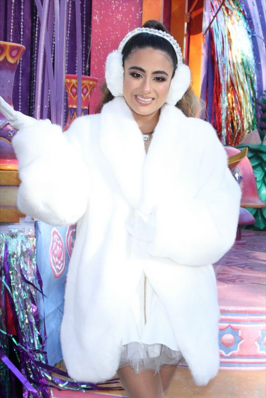ALLY BROOKE at 2018 Macy's Thanksgiving Day Parade in New York 11/22/2018
