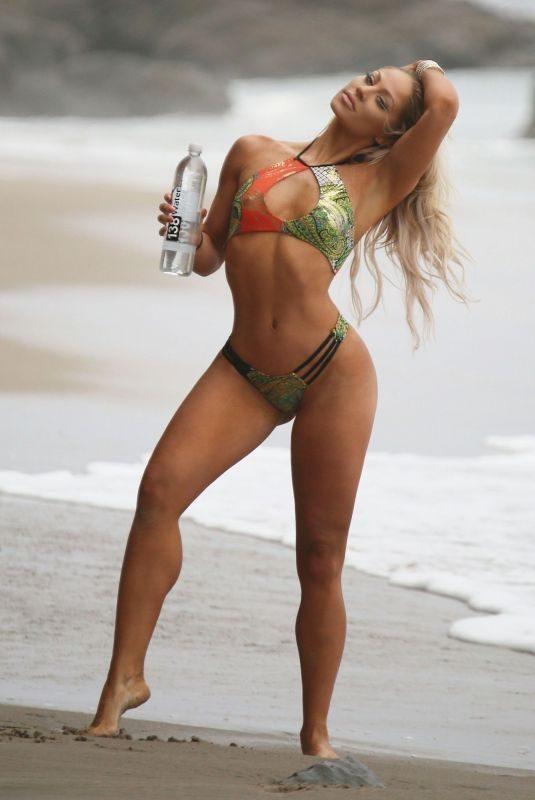 ALYSIA KAEMPF in Bikini for 138 Water Photoshoot in Malibu 11/05/2018