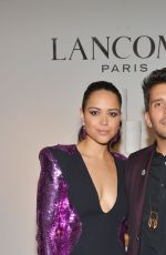 ALYSSA DIAZ at Lancome x Vogue Holiday Event in West Hollywood 11/29/2018