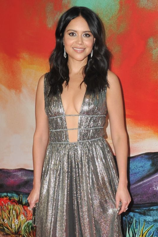ALYSSA DIAZ at Narcos: Mexico Season 1 Premiere in Los Angeles 11/14/2018