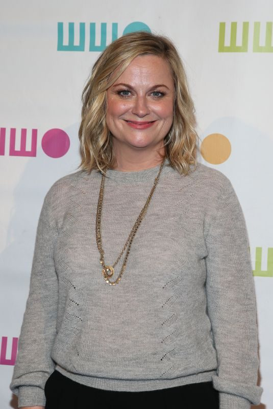 AMY POEHLER at Worldwide Orphans Gala in New York 11/05/2018