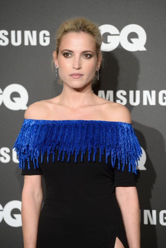ANA FERNANDEZ at GQ Men of the Year Awards in Madrid 11/22/2018