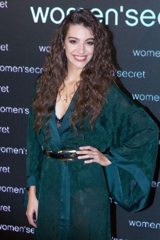 ANA GUERRA at Women Secret