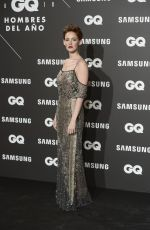 ANA PALVOROSA at GQ Men of the Year Awards in Madrid 11/22/2018