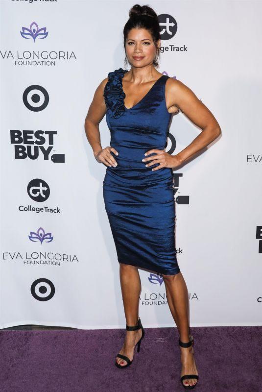 ANDREA NAVEDO at Eva Longoria Foundation Dinner Gala in Los Angeles 11/08/2018