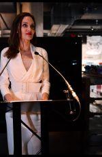 ANGELINA JOLIE at Fighting Stigma Through Film in London 11/23/2018