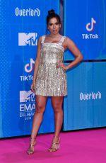 ANITTA at MTV European Music Awards 2018 in Bilbao 11/04/2018