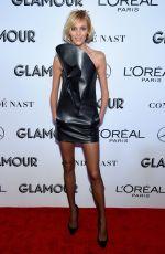 ANJA RUBIK at Glamour Women of the Year Summit: Women Rise in New York 11/11/2018