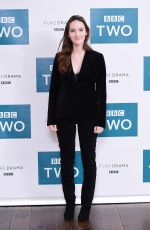 ANN SKELLY at Death and Nightingales Show Photocall in London 11/26/2018
