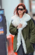ANNE HATHAWAY Out in  New York 11/20/2018