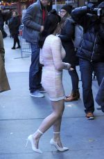 ARIEL WINTER Arrives at Good Morning America in New York 11/29/2018